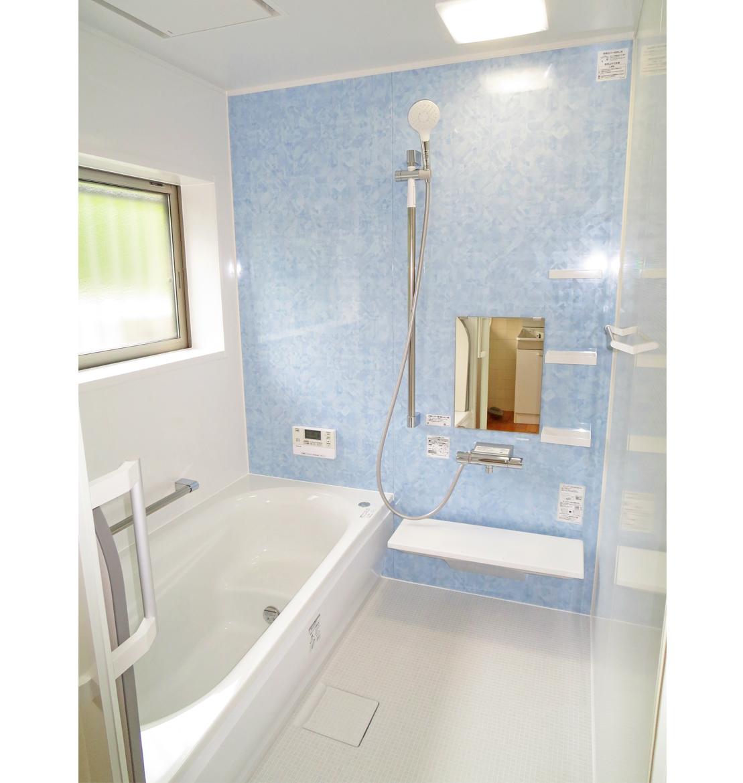 唐津市久里 浴室工事