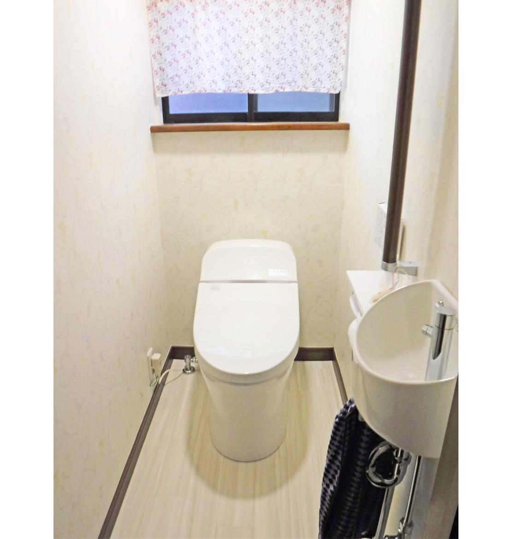 唐津市久里 Y様邸 トイレ改装工事