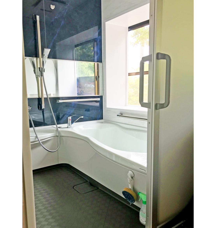 唐津市双水 浴室改修工事