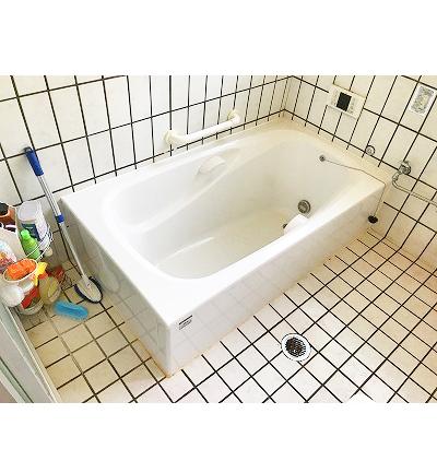 唐津市鎮西町名護屋 Y様邸 浴槽工事