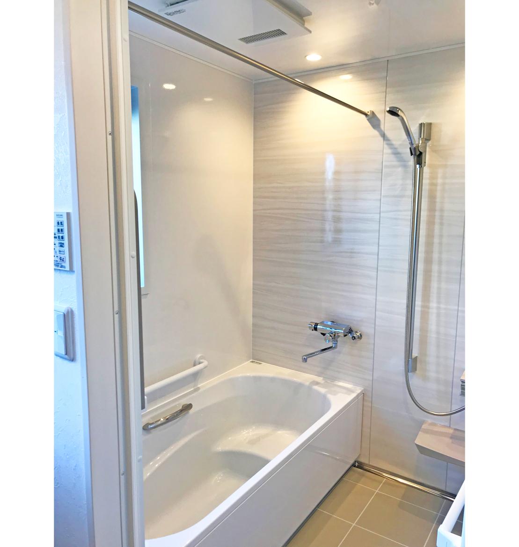 浴室・洗面脱衣室工事