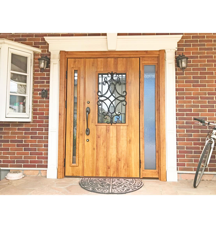 玄関ドア交換工事