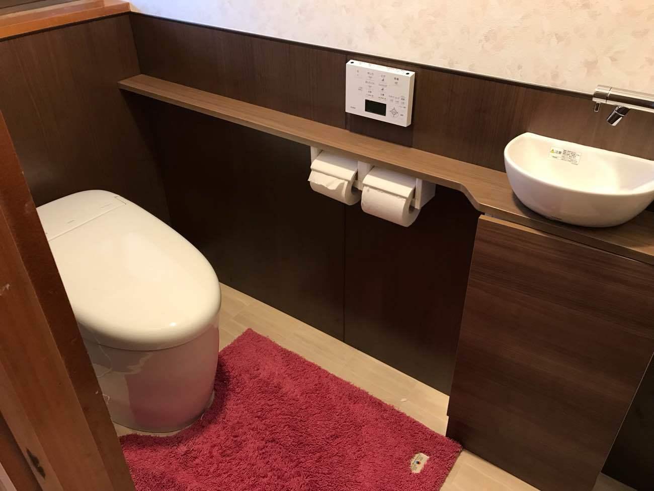 トイレ改装 #唐津市