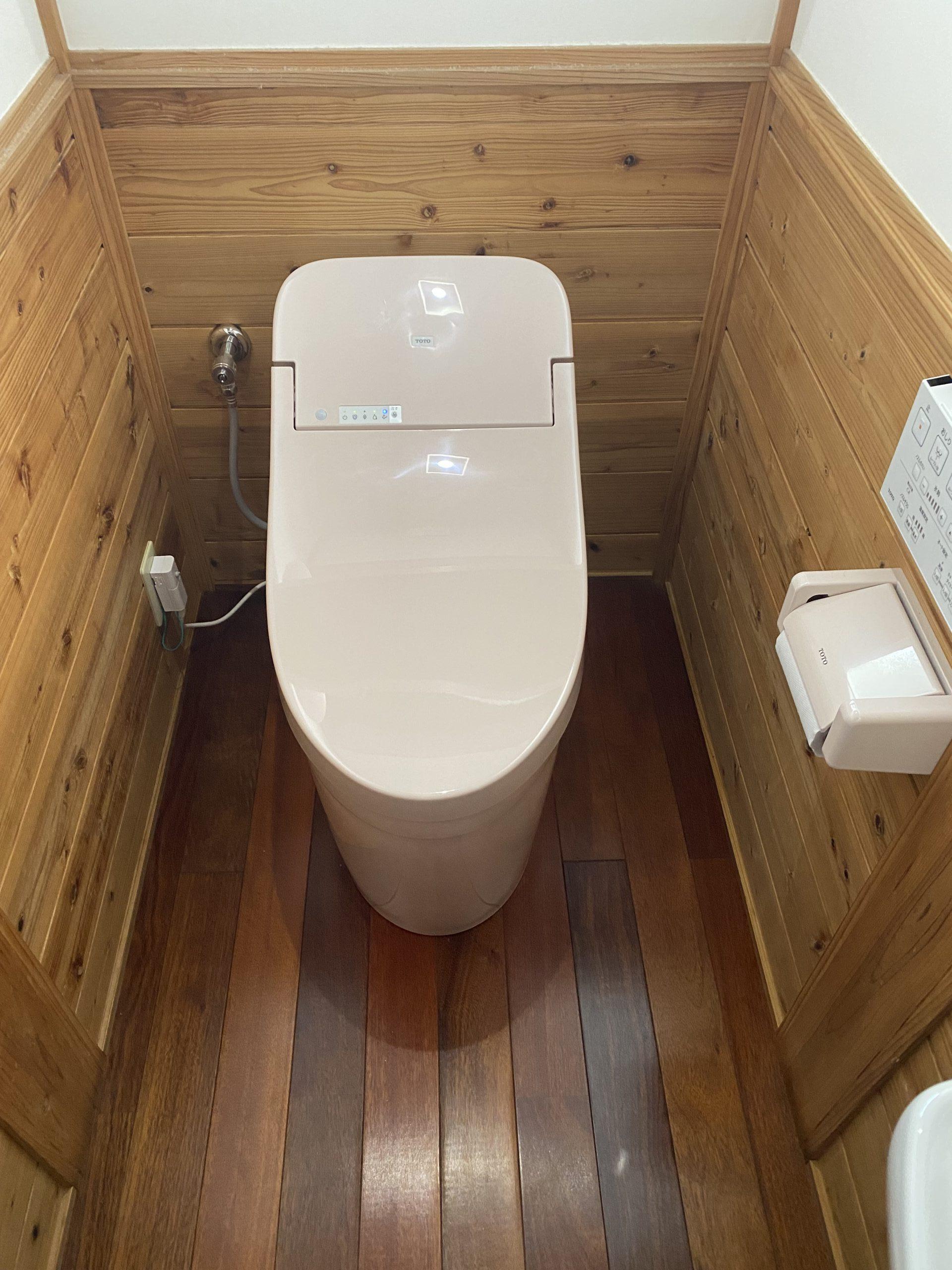 トイレ工事 #唐津市トイレリフォーム
