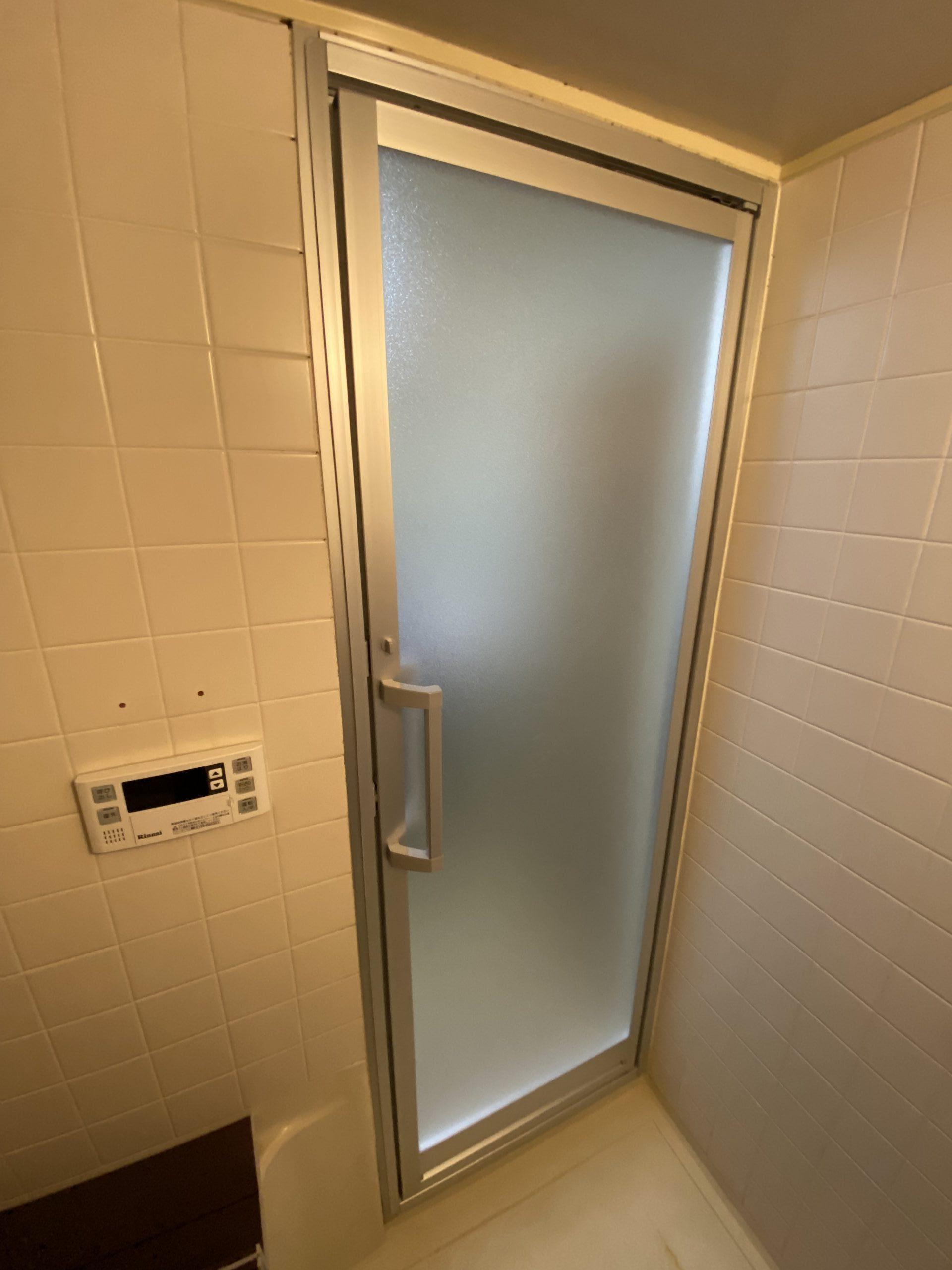 浴室ドアリフォーム #唐津市浴室ドアリフォーム