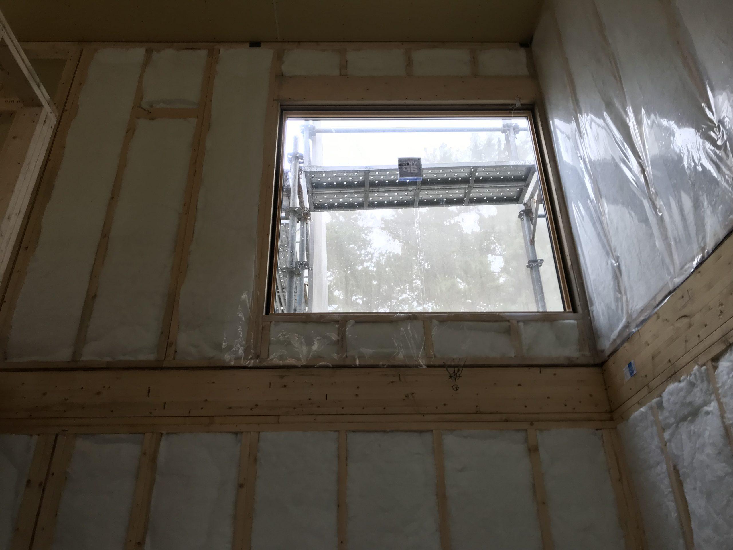 大きなFIX窓!#唐津
